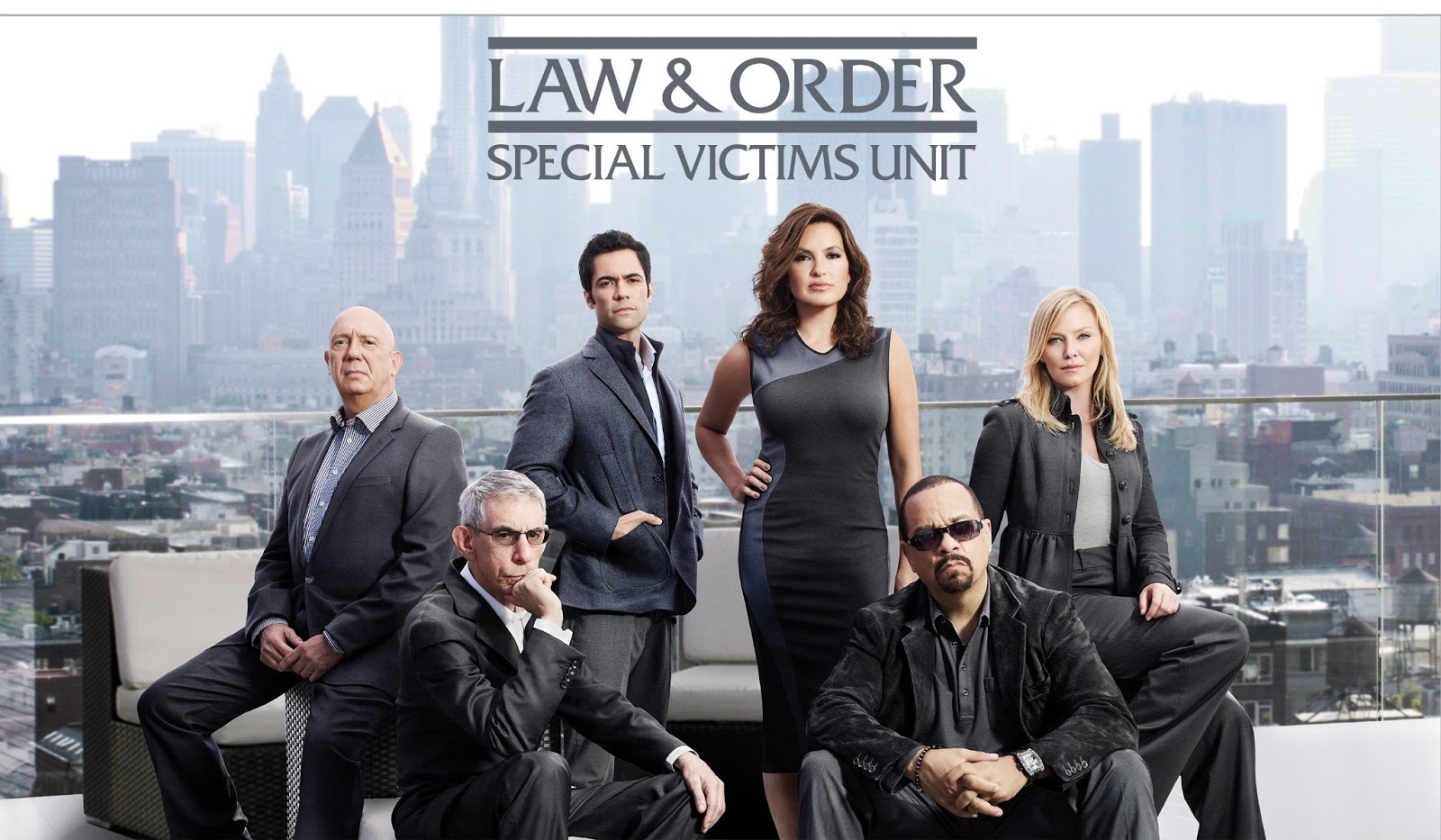 Law and Order SVU Season 14 Photos Promotional Mariska Hargitay Danny Pino Kelli Giddish Ice T